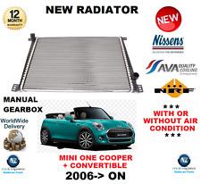für MINI ONE COOPER + Cabrio Kühler 2006- > weiter manuell OE-Qualität