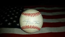 Willie Mays Autographed Signed Baseball PSA/DNA WM4