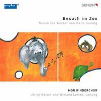 MDR Children's Choir - A Visit In The Zoo [MDR Children's [CD]
