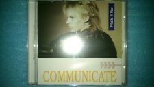 PAUL REIN - Communicate  Remaster **DELUXE EDITION** New & Sealed