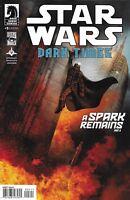 Star Wars Comic 5 Dark Times A Spark Remains Cover A First Print 2013 Dark Horse
