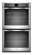 Whirlpool WOD93EC0AS Stainless Steel 30 Convection Wall Oven $600.00 OBO