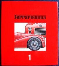 1 FERRARISSIMA MADARO CAR BOOK