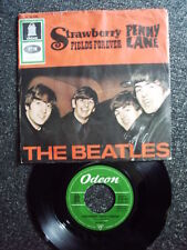 The Beatles-Strawberry Fields Forever 7 PS-Germany