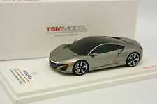 TSM Truescale 1/43 - Acura NSX Concept 2012  American Motor Show