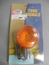 NOS Yamaha K&S Left Rear Turn Signal XJ650RJ XJ1100 XV750 Virago 25-0496