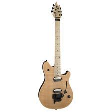EVH Wolfgang Special MN EL Natural / E-Gitarre / Humbucker / Floyd Rose / D-Tuna