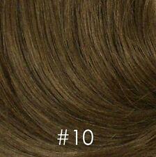 Wavy Clip In Hair Filler, Bangs, Volumizer, Topper Piece Human Hair Invisible
