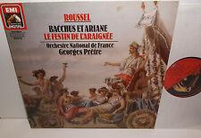 EL 27 0333 1 Roussel Bacchus Et Ariane Le Festin De L'Araignee / Georges Pretre