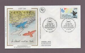 FDC 1994 - August 1944 - Landung Und Schlacht Von Provence (2436)