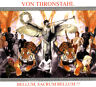 "VON THRONSTAHL ""Bellum Sacrum Bellum CD Blood Axis Death in June Leger Des Heils"