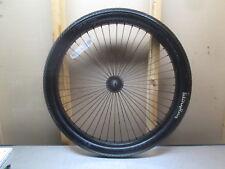 Schwinn OCC Chopper Stingray Black Front Rim Wheel, Tire & Tube Black Hub