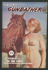 1951 ~Australian Sunbather Magazine ~July, Vol.5,no.7