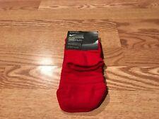 Nike Elite Versatility basketball socks red ankle LeBron James KD 35 MJ 23 8-12