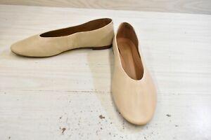 Aerosoles Front Runner Ballet Flat, Women's Size 12 M, Bone MSRP $89