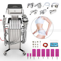 8-1 40K Cavitation Vacuum Radio Frequency RF Dermabrasion Bio Sprayer Slimming