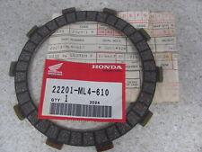 NOS OEM Honda Clutch Firction Disk 1972-08 XL250S CM400T XR500R 22201-ML4-610