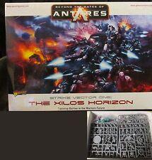 Warlord WGA-START-01 Beyond the Gates of Antares Xilos Horizon Starter Box Set