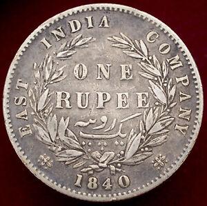 India Rupee 1840 (H2708)