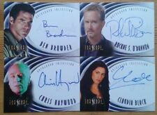 Farscape Sci-Fi Collectable Trading Cards