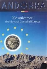 ANDORRA 2 Euro 2014 - EU Council - ORIGINAL