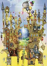 Schmidt Colin Thompson: Castillo en el aire Puzle Rompecabezas (1000 piezas)