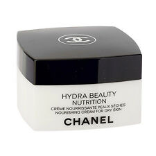 Chanel Hydra Beauty Nourishing and Protective Cream (Dry Skin) 50g #8911