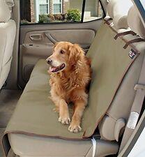 Pet Seat Cover  Standard Solvit StaPut Bench  Heavy-gauge Polyester Straps