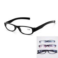 New Light Full Rim Vintage Eyeglasses Slim Reading Glasses Readers +1 +2 +3 +4