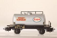 Märklin H0 4524 Suédois Esso Wagon-Citernes Mycket Eldfarligt Emballage