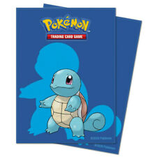 Pokémon 65 pochettes Squirtle 2020 Deck Protector Sleeves protège cartes 15387