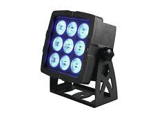 EUROLITE Outdoor LED IP PAD 9x8W RGBAW-UV LED Outdoor IP65