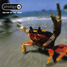 The Prodigy - Fat Of Land (2LP Vinile) XLLP121 Classic! NUOVO + ORIGINALE