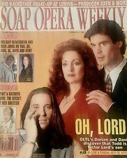 Soap Opera Weekly 12-27-1994 Robin Strasser Roger Howarth Christina Crawford