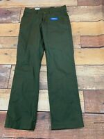 Columbia Mens Rapid River Pants Green New NWT Size 30x30 K118