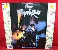 Laserdisc A * Prince * Purple Rain ~ Warner Brothers