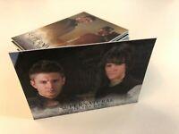 Supernatural Seasons 1-3 ~ COMPLETE 72-CARD BASE SET (Cryptozoic, 2014)