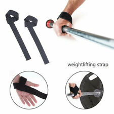 1pc Wrist Protection Gym Training Weight Lifting Bar Strap Hand Wrap Accessory