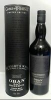 Oban Bay Reserve  Whisky 0,7L GAME OF THRONES - The Night`s Watch