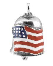 USA FLAG GREMLIN RIDE BELL ** MADE USA ** MOTORCYCLE BIKER PATRIOTIC