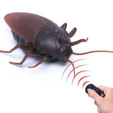 Funny Toy Fake Cockroach Remote Control Realistic Insects Roach