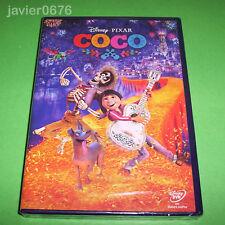 COCO DISNEY PIXAR DVD NUEVO Y PRECINTADO