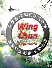 DVD Wing Chun Kung Fu Self Defence Beginners Bruce Lee