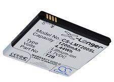 Batterie 1200mAh type T2B Pour LUMIGON T2