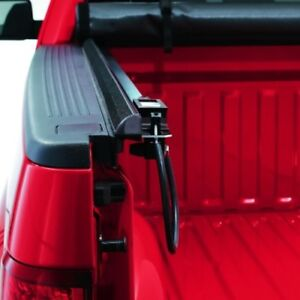 LUND 96093 Genesis Roll Up Tonneau Cover For 07-17 Chevy Silverado 1500 6.5' Bed