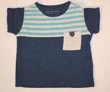 Gestreifte Baby-T-Shirts, - Polos & -Hemden für Jungen aus Baumwollmischung