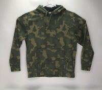Russell Mens  Camo Pullover Hoodie Sweater Size L(42-44)