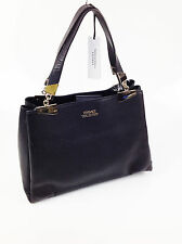 Versace Collection LBSF363 Leather Tote Black 796431