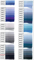 Anchor Tapestry Wool 10m Colours 8672 - 8744 100% Wool Fast Colour