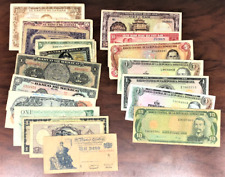 World Bank Notes / Paper Money Collection Lot